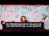 Lindsey Stirling regresa a México