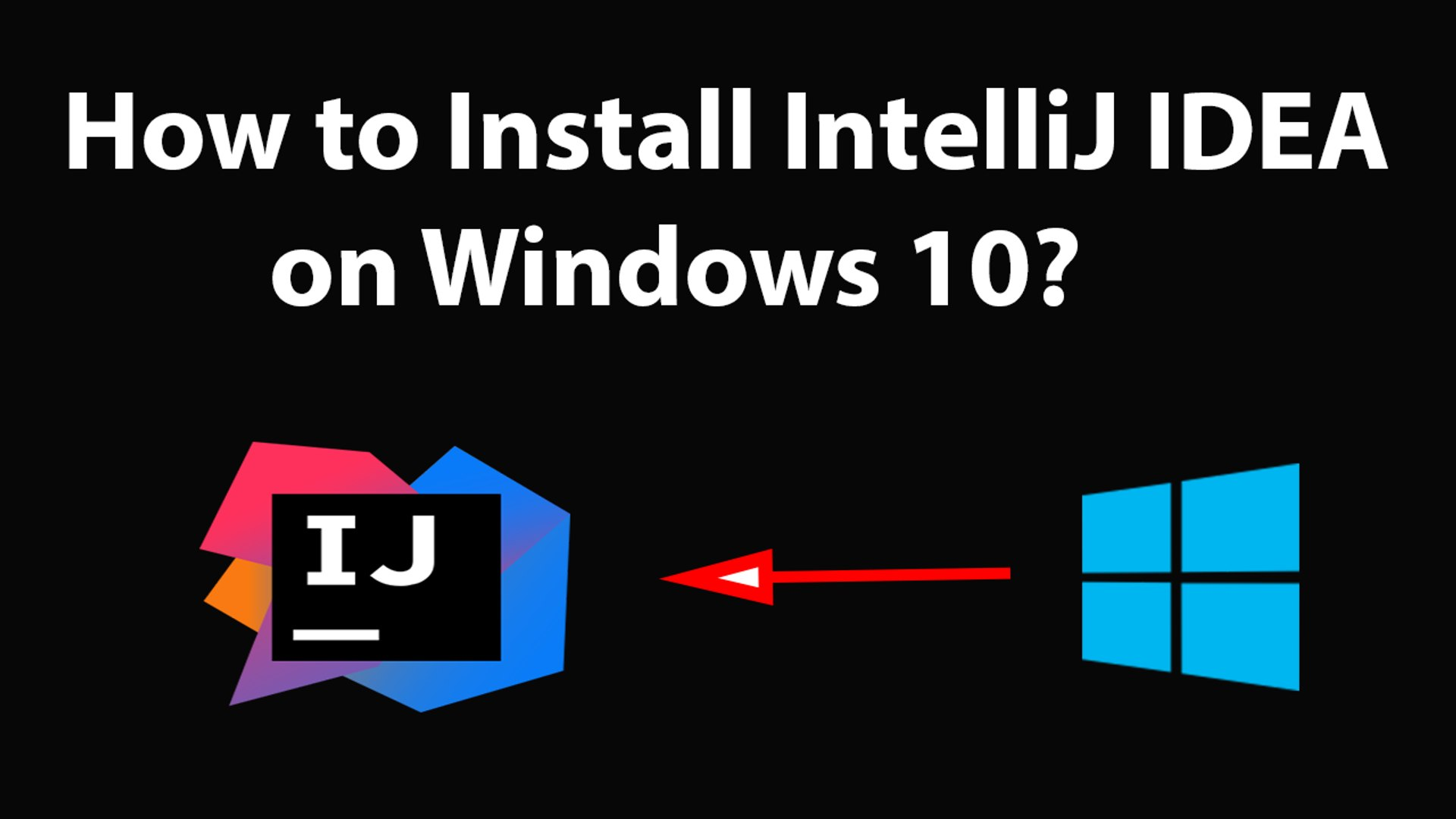 Install Intellij Mac