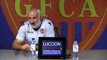 CDL - le point presse du coach F. Ciccolini avant la réception de Chambly !