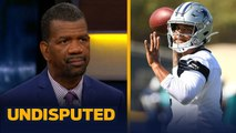 'No way, no how' is Dak Prescott worth $30 million for the Cowboys — Rob Parker _ NFL _ UNDISPUTED