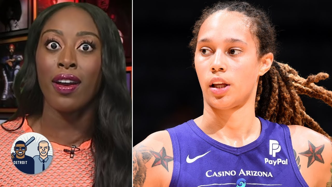 Reacting to the Mercury-Wings WNBA scuffle _ Jalen & Jacoby
