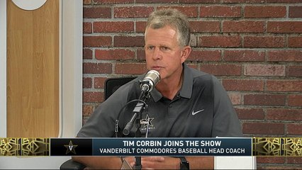 The Jim Rome Show: Tim Corbin talks building Vanderbilt's baseball program