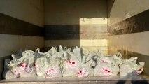 Türkiye Diyanet Vakfından Arnavutluk'ta kurban yardımı