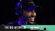 "Big Sean Gets Personal During A Game of ""I Decided"" 