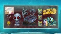 Destroy All Humans! -  Trailer Edition Collector DNA
