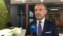 Albania at 'end of the beginning' of EU accession talks, says ambassador