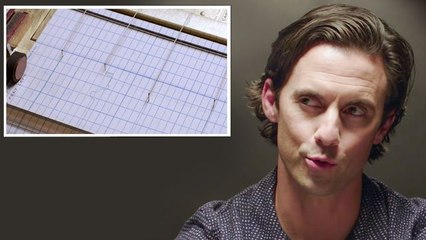 This Is Us Star Milo Ventimiglia Takes A Lie Detector Test