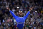 Simone Biles Wins Sixth US All-Around Title