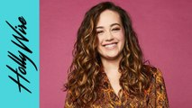 "Mary Mouser From ""Cobra Kai"" Tells Hilarious Orlando Bloom Story At Comic Con!"