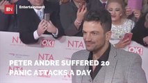 Peter Andre's Constant Panic Attacks