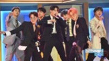 BTS Announce