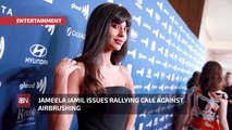 Jameela Jamil Says No More Airbrushing