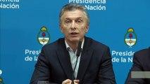 """Macri: """"Hoy estamos más pobres"""" que antes de las internas"""
