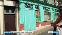 Calvados : Jean Gabin et Jean-Paul Belmondo étaient réunis à Villerville