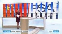 Automobile : le pari raté de PSA en Chine