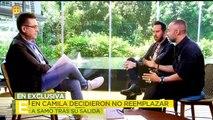 Daniel Bisogno habla en EXCLUSIVA con Camilia. | Ventaneando