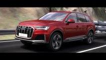 Audi Q7 Trailer assist Animation