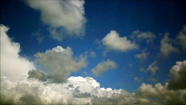 MCH 158 CLOUDS.WHAT DO YOU SEE IN THE FLUFFY CLOUDS?