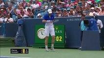 Eng VO: Gasquet halts Murray's singles comeback in Cincinnati