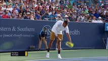 Kyrgios edges Sonego in Cincinnati Masters first round