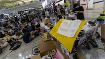 Hong Kong's Airport Reopens After Mass Protests Shut It Down