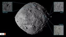 NASA Picks Potential Sites For Asteroid Sample Return