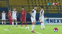 Đánh bại U18 Brunei, U18 Myanmar vào Bán kết AFF U18 Next Media Cup 2019 trước 1 lượt đấu