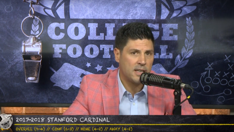 College Football 2019 Stanford Cardinals Betting Preview | College Football Today