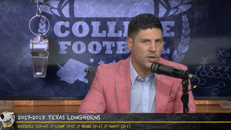 College Football 2019: Texas Longhorns Betting Preview   College Football Today