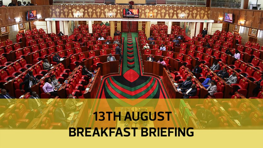 Constituencies scrap threat| Karua on Kibaki 'betrayal'| Inflated Msa-Nbi expressway cost: Your Breakfast Briefing