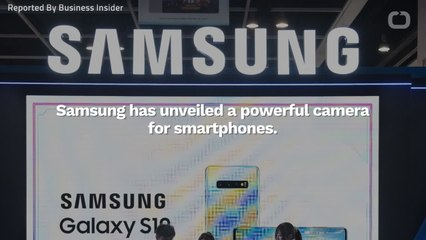Samsung Unveils Smartphone Camera With 108-Megapixels
