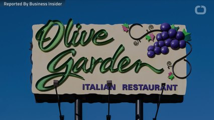 Olice Garden Selling Unlimited Pasta Pass