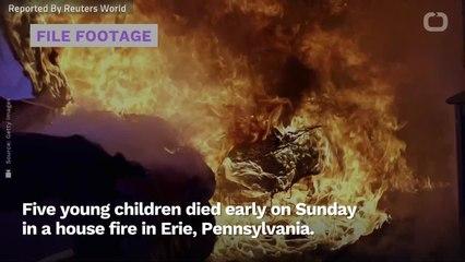 Five Children Die In Pennsylvania Daycare Fire
