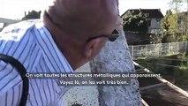 """""""On ne peut pas laisser un pont dans cet état"""" : à Crépy-en-Valois, des habitants s'inquiètent d'un pont décrépit"""