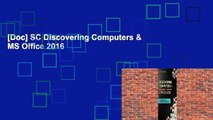 [Doc] SC Discovering Computers & MS Office 2016