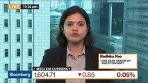 DBS Bank's Rao on Singapore GDP, Growth in Asia
