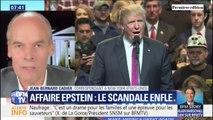 Affaire Epstein: Donald Trump alimente les théories du complot autour de la mort du milliardaire