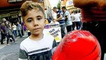 Syrians celebrate Eid amid bombing