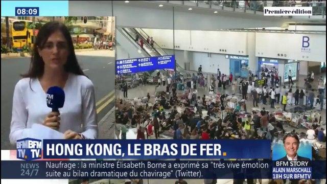 Hong Kong: le bras de fer continue entre les manifestants pro-démocratie et le pouvoir chinois