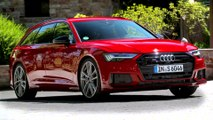 "Audi S6 – ""S geht gut voran…"""