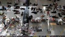 Hong Kong : le trafic reprend à l'aéroport