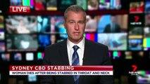 Australie: Une femme poignardée dans une rue du centre de Sydney - L'individu arrêté après avoir été poursuivi par plusieurs personnes - VIDEO