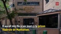 Jeffrey Epstein : de « graves irrégularités » constatées dans la prison