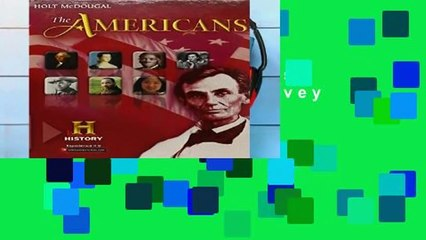 [READ] The Americans: Student Edition Survey 2012