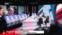 Le monde de Macron : Eric Woerth, la risée de Twitter avec sa photo à la montagne - 13/08