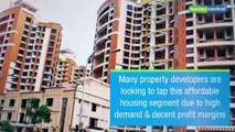 Lack of buyers force realty firms to target Rs 45 lakh category projects