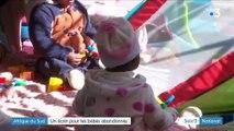 Afrique du Sud : une boîte à bébés pour un abandon plus digne