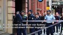 Messerangriff in Sydney - Polizei findet Leiche