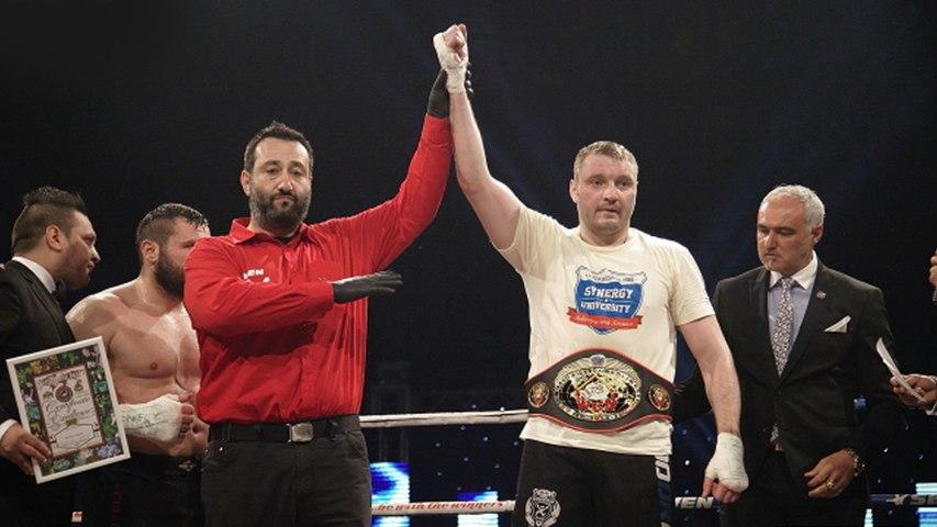 Alexey Ignashov vs Antonis Tzoros