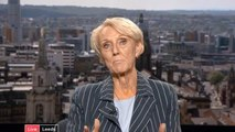 Graffiti grandmother Hazel Jones rejects 'scaremongering' charge
